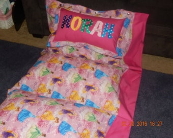 Kids Pillow Bed - Custom Made To Order