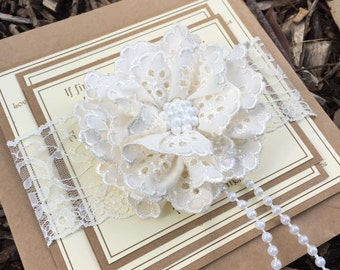 Rustic/vintage wedding invitations. Complete set of 80