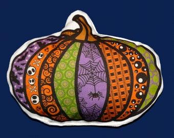Halloween Pumpkin -- Catnip Cat Toy by StarCATS