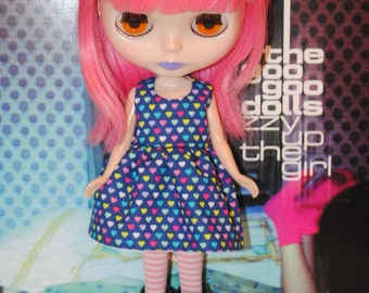 Lovely Hearts Blythe Dress