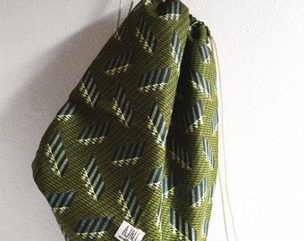 Ajali bag - green