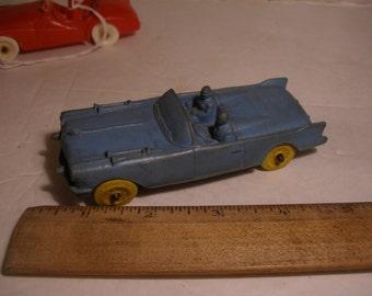 Vintage Auburn Rubber Co. Car