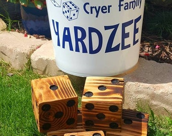 YARD DICE, YARDZEE