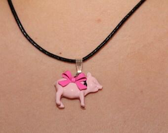 Glücksschweinkette