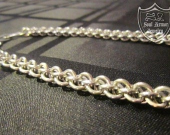 Sterling Silver 16g Jens Pind necklace