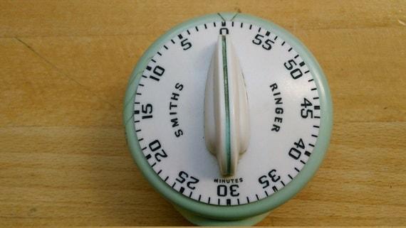 smith's ringer 's kitchen timer retro by atticfantastic, Kitchen design