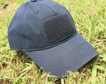 Tactical Cap (Navy blue)