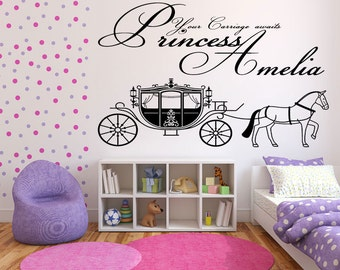 Your Carriage Awaits Wall Art