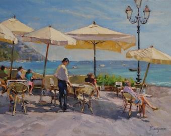 Portofino Waterfront Cafe