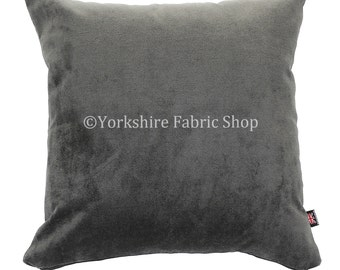 Charcoal Gray Pillow Etsy
