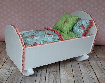 Doll Cradle & Bedding