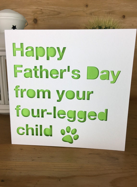 from the pet father u0026 39 s day card dad from the cat from