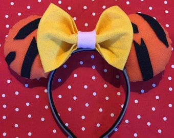 Tigger Mouse Ears