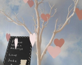 Baby message tree - without tree