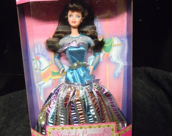 Mattel Starlight Carousel Barbie Doll Limited Edition