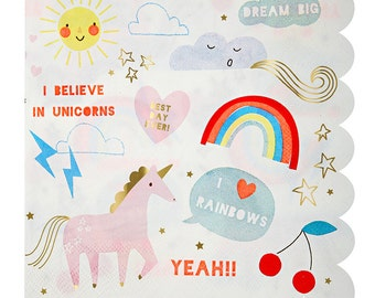 Items Similar To It S Going To Be A Rainbows And Unicorns