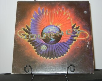 Journey Infinity LP Album from 1978 Wheel in the Sky Lights Steve Perry Neal Schon  70's Classic Rock