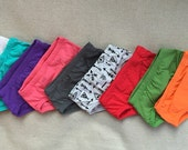 Tiny Undies Unisex Baby Underwear 3 pack