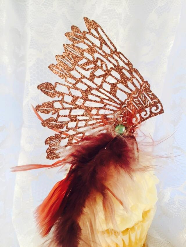 Feather Cake Toppers Australia