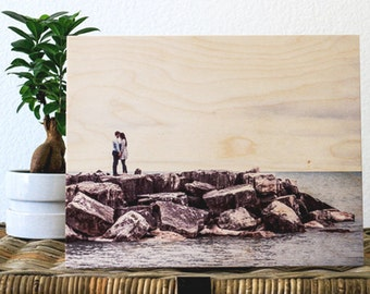 Custom Photo On Wood, Photo On Wood, Photos On Wood, Wood Photo Print, Wooden Wall Art, Photo Printed On Wood, Wood Print, Print On Wood