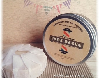 Barba+repuesto soap box