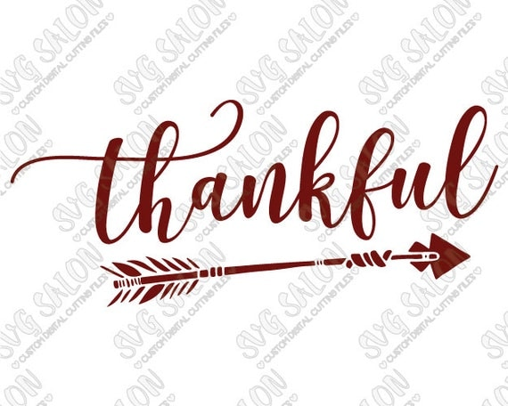 Thanksgiving Feather Arrow Thankful Iron On Onesie By