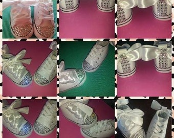 Bling Converse (Infant)