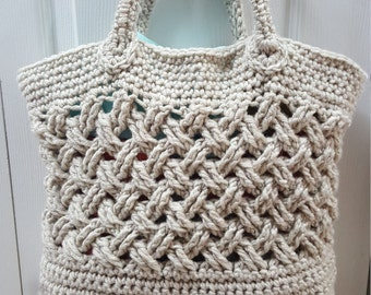 Crochet Patterns Etsy : crochet bag crochet bag pattern crochet totebag pattern crochet purse ...