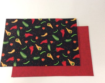 Mexican Placemat Etsy