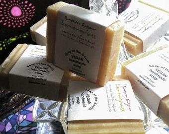 Soap of the South Brown Sugar Lemongrass Vegan Handmade Soap