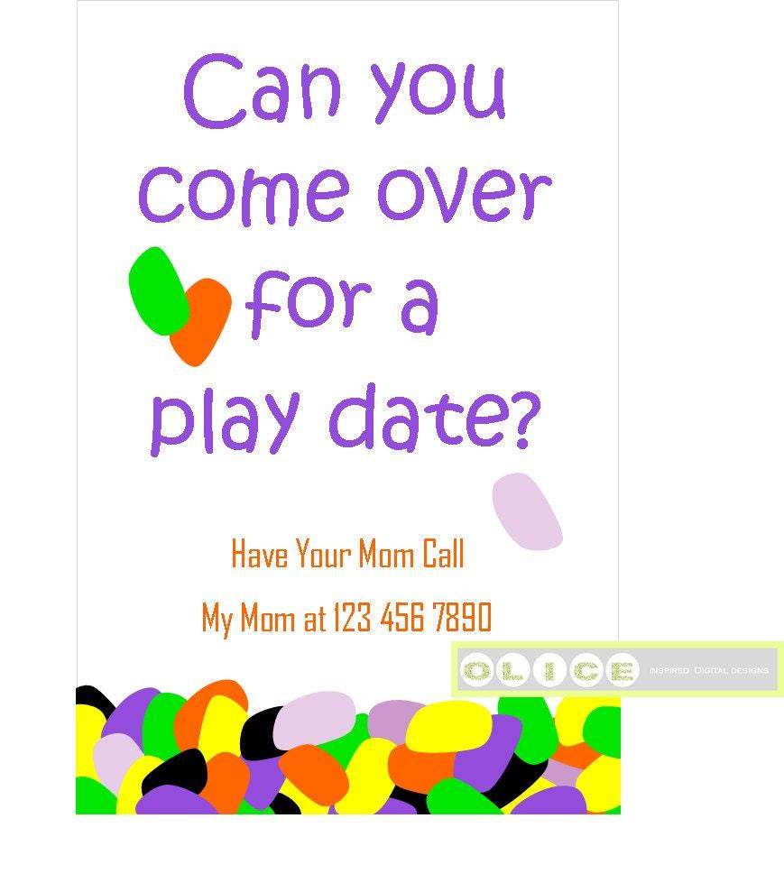 Play dates