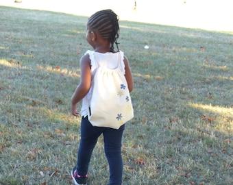 Girl backpack