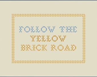 Quoteables - Follow the Yellow Brick Road