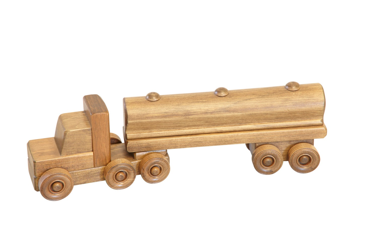 Toys Are Us Wooden Toys : Retro toys children s wooden toy small tractor trailer