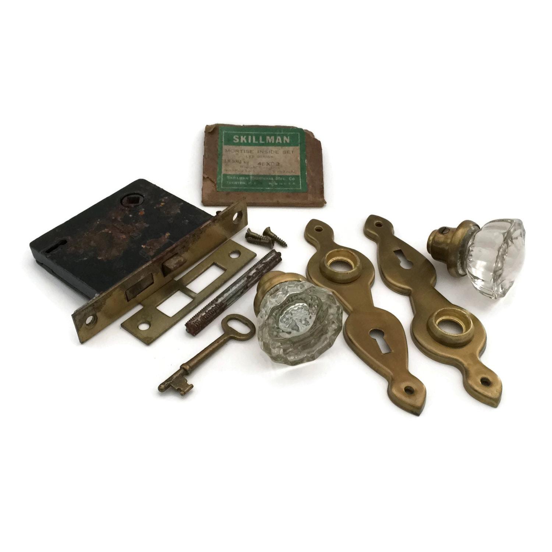 Antique Door Knobs Crystal Door Knobs Antique Mortise Lock