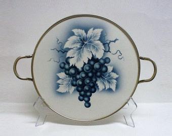 German Porcelain Tray ca. 1925