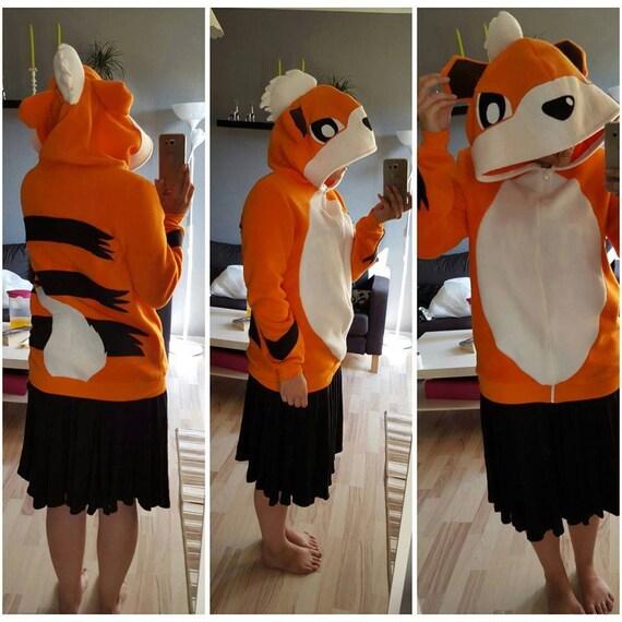 Custom pokemon hoodies