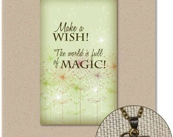 Giftable Card ~ Make a Wish! ~ Wishing Box with Greeting Card