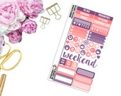 Berrylicious Personal-Sized Sampler -- Matte Planner Stickers