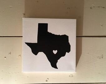 My heart is in Texas