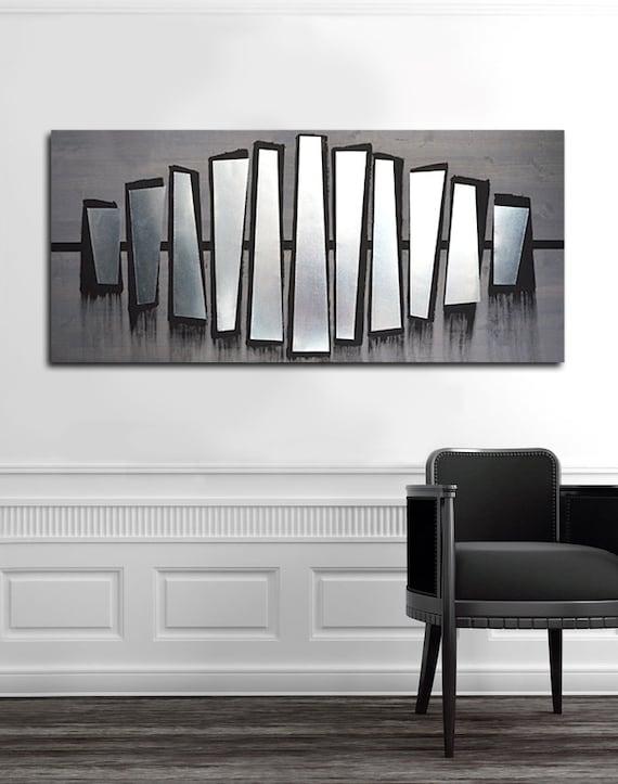 Abstract Metal Art Wall Decor Contemporary Metal Wall Art