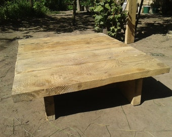 Reclaimed Wood Table ,outdoor Patio Table,rustic Table,solid Wood Table,  Living