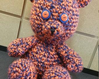 Stuffed Bernat Bears