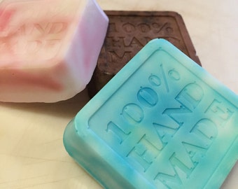 Guest Soap- Scented Goat Milk Soap- Melt and Pour