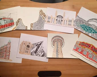 Toronto Cards