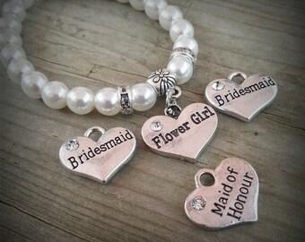 Bridal Party Bracelets