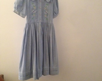 Vintage marks and spencer dress