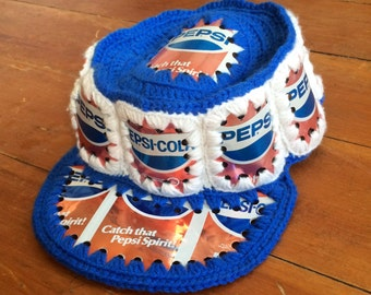 The Pepsi Can Hat!!!!!!
