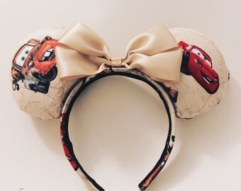 Cars inspired ears