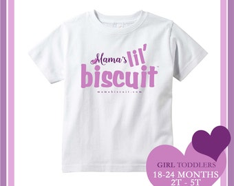 Mama's lil' biscuit™ tees